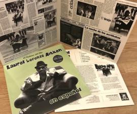 Laurel Aitken - En Español LP (Deluxe 20th anniversary)