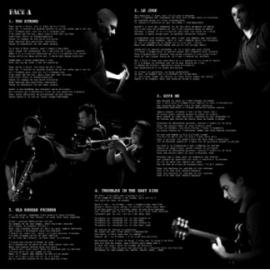 """8°6 Crew - Old Reggae Friends LP + 7"""""""