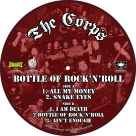 "Corps, The - Bottle Of Rock N Roll 10"" (picture disc)"