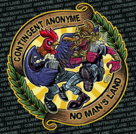 Contingent Anonyme / No Man's Land - split EP