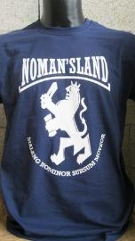 No Man's Land - Malang Nominor (blue) Shirt
