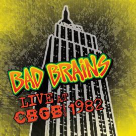 Bad Brains - Live At CBGB 1982 LP