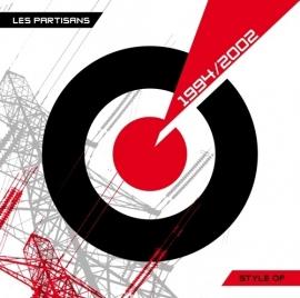 Les Partisans - Style Off CD