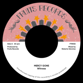 """Witness ft. Mr Williamz - Mercy Gone 7"""""""