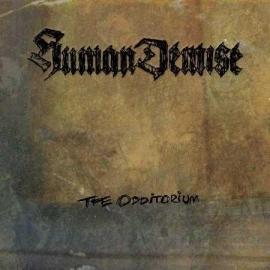 Human Demise - The Odditorium CD