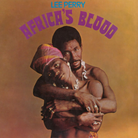 Lee Perry - Africa's Blood LP