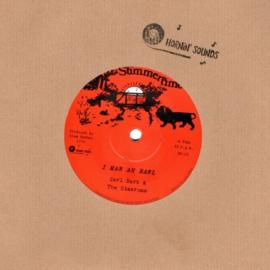 """Carl Bert & The Cimarons - I Man Ah Bawl 7"""""""
