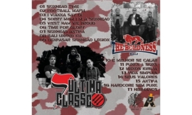 Boldness, The / Ultima Classe - Oi!  Its A World Invasion Vol.3 CD