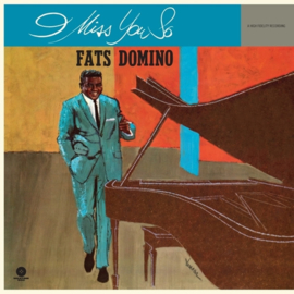 Fats Domino - I Miss You So LP