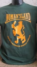No Man's Land - Malang Nominor (green) Shirt