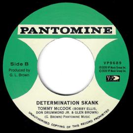 "Richard McDonald & Glen Brown - Realize / Determination Skank 7"""