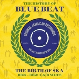 Various - The History Of Blue Beat BB26-BB50 3-CD-box