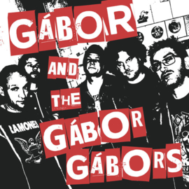 Gábor and the Gábor Gábors - s/t EP