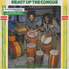 The Congos - Heart Of The Congos TRIPLE LP