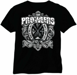 Prowlers, The - Won't Sell Out T-Shirt (regular / girlie)