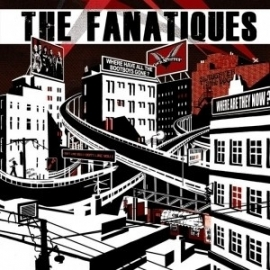 Fanatiques, The - selftitled EP