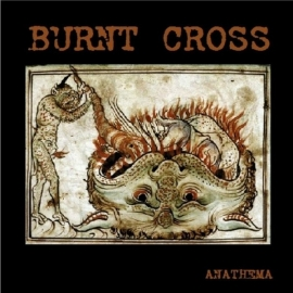 Anthrax / Burnt Cross - split EP