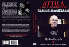 Attila The Stockbroker - Arguments Yard