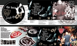 Bois, The - High On Oi! CD