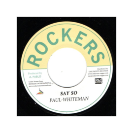 Paul Whiteman - Say So 7""