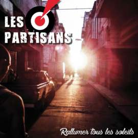 Les Partisans - Rallumer Tous Les Soleils LP