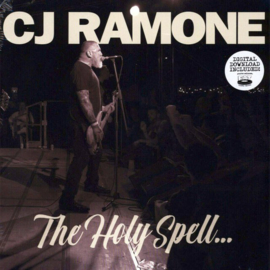 CJ Ramone ‎- The Holy Spell LP
