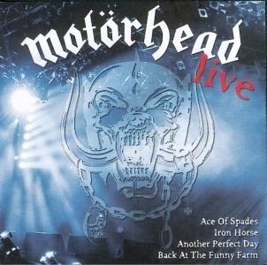 Motörhead - Live CD