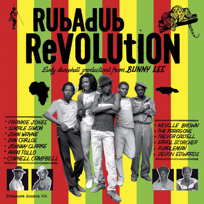 Various - Rubadub Revolution DOUBLE LP