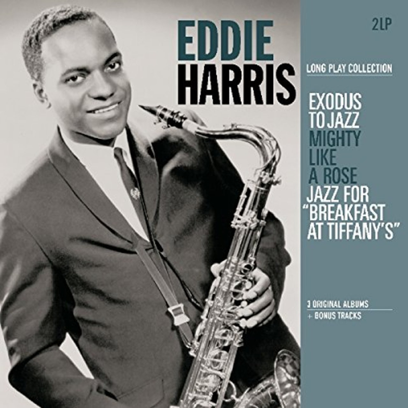 Eddie Harris - Long Play Collection DOUBLE LP