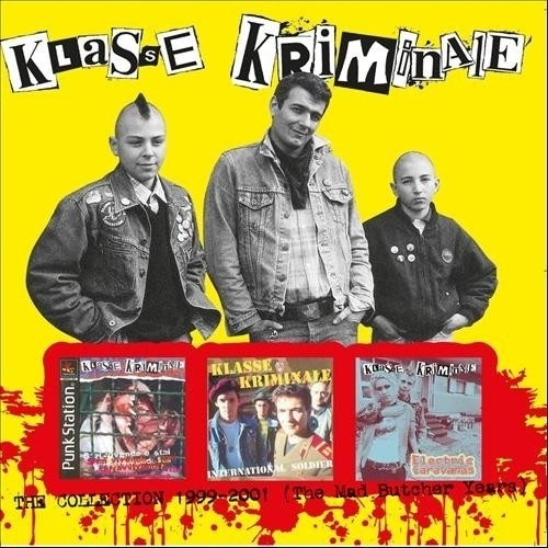 Klasse Kriminale - The Collection 1999-2001 CD