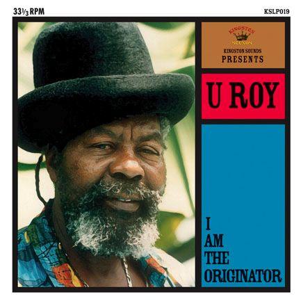 U Roy - I Am The Originator LP