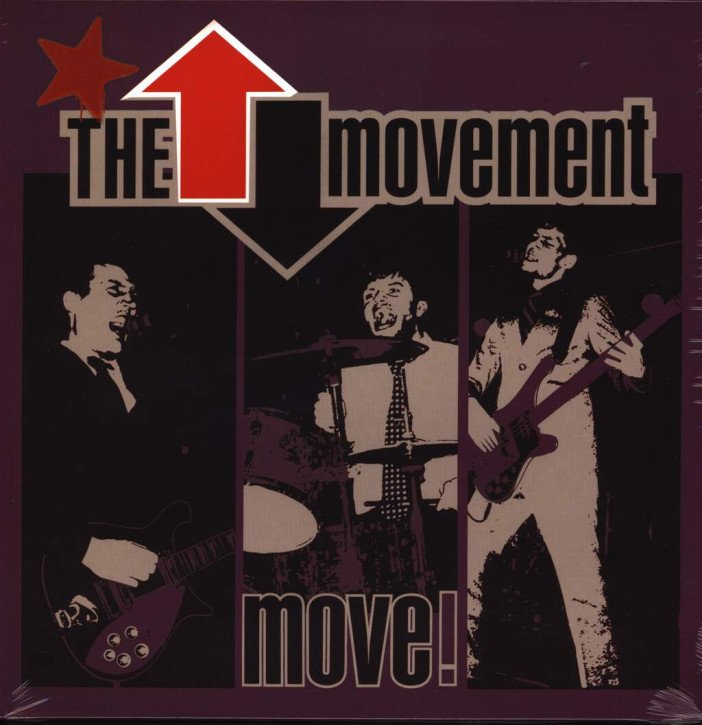 The Movement - Move! LP