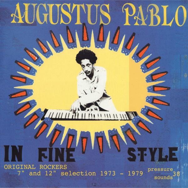 Augustus Pablo - In Fine Style DOUBLE LP