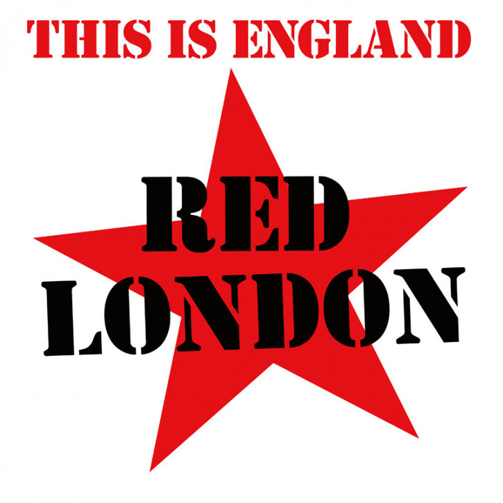 Red London - This Is England LP