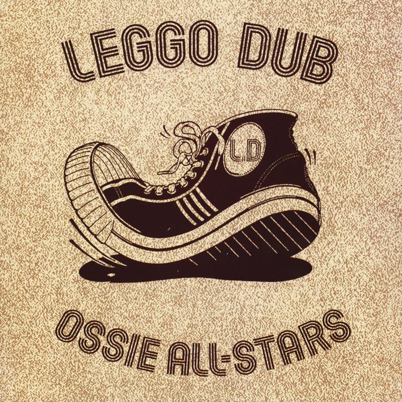 Ossie All Stars - Leggo Dub LP