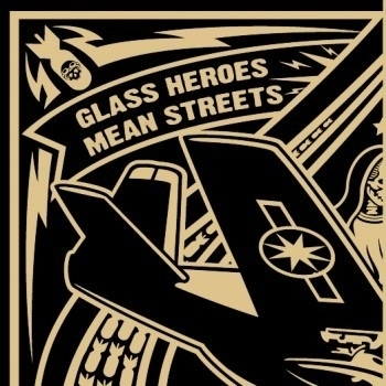 Glass Heroes / Mean Streets - split EP (US import)