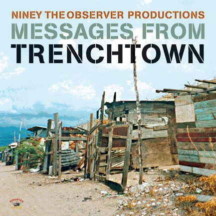 Niney The Observer Productions - Messages From Trenchtown LP