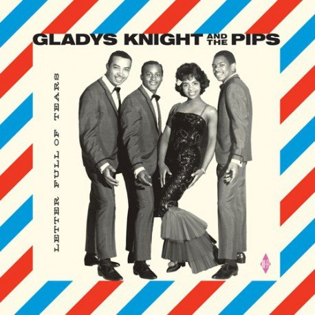 Gladys Knight And The Pips - Letter Full Of Tears LP