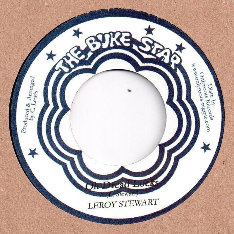 "Leroy Stewart / Barry Pang - Oh Dread Locks / Psalm Of Satta 7"""
