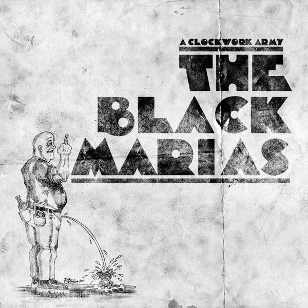 Black Marias, The - A Clockwork Army LP