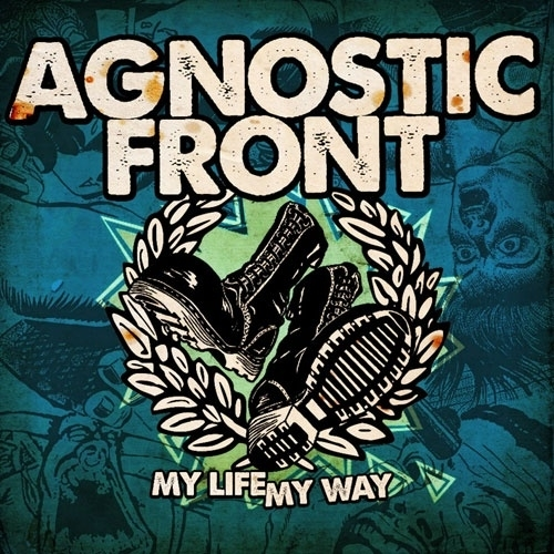 Agnostic Front - My Life My Way CD