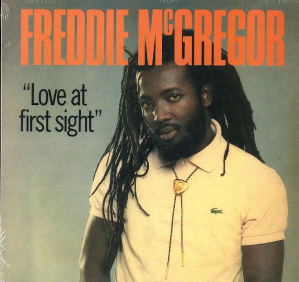 Freddie McGregor - Love At First Sight LP