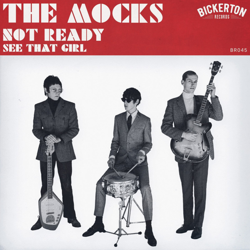"""The Mocks - Not Ready / See That Girl 7"""""""