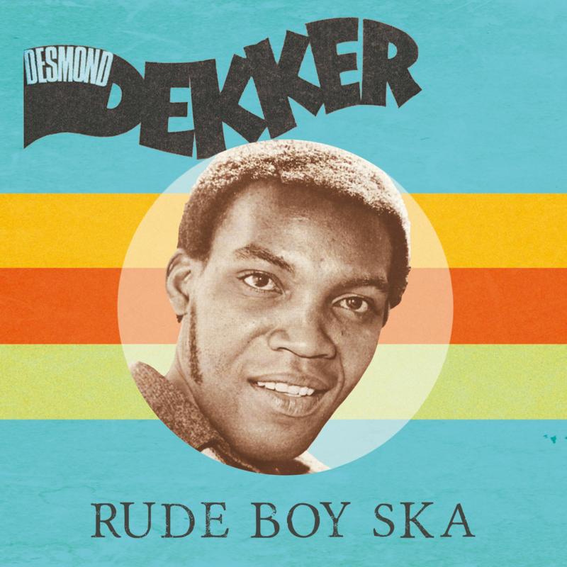 Desmond Dekker - Rude Boy Ska LP