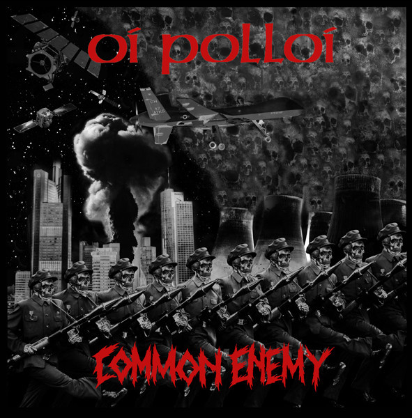 Oi Polloi / Common Enemy - split EP