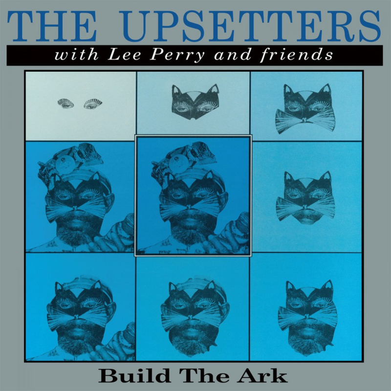 The Upsetters with Lee Perry And Friends - Build The Ark TRIPLE LP