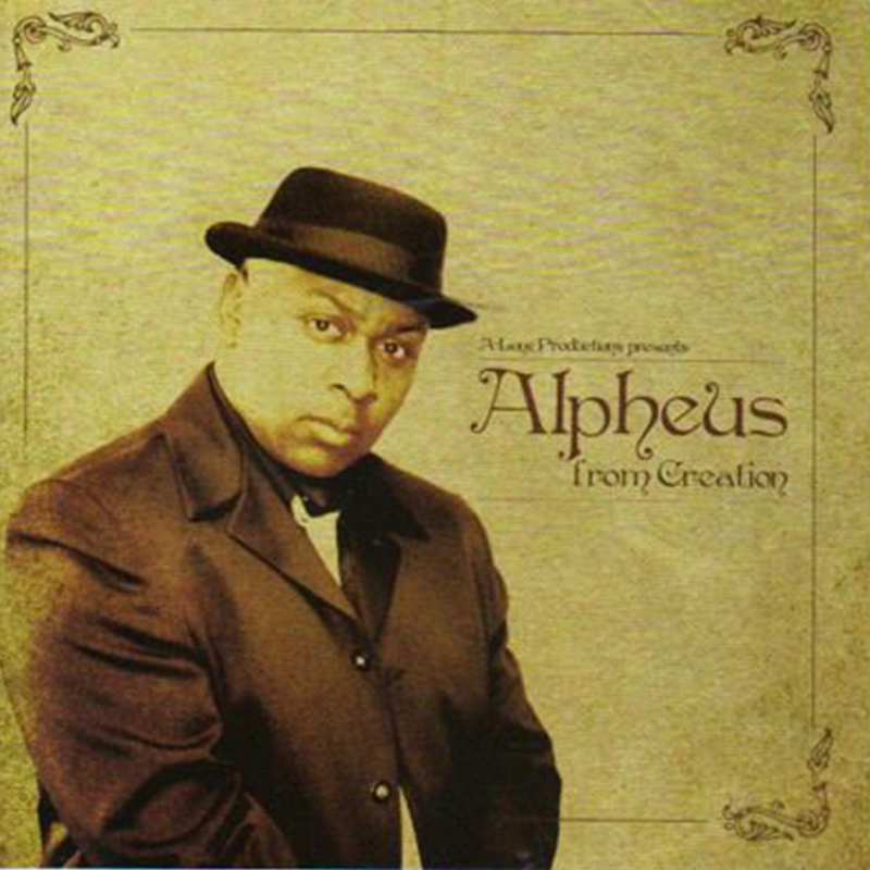 Alpheus ‎- From Creation LP