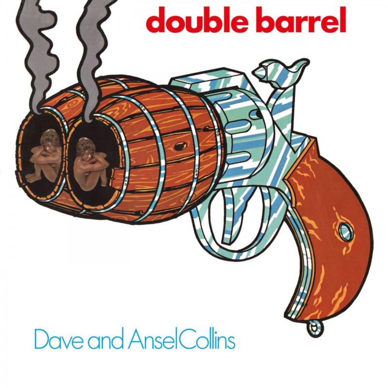 Dave and Ansel Collins - Double Barrel LP