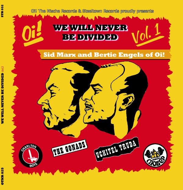 Gonads, The / Uchitel Truda - We Will Never Be Divided EP