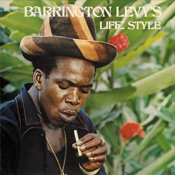 Barrington Levy - Barrington Levy's Life Style LP
